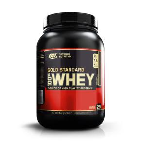 Optimum Nutrition 100% Whey Gold Standard - 908g