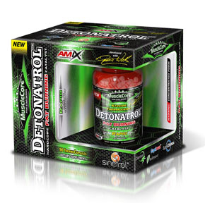 Amix Muscle Core Detonatrol Fat Burner - 90 capsules