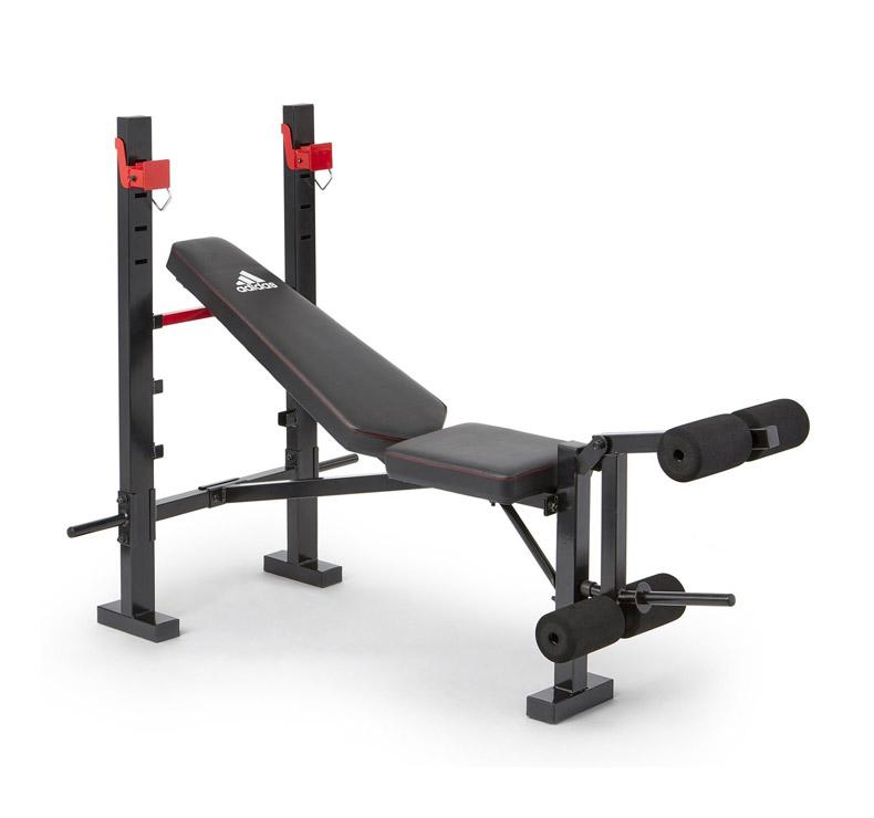 Banc De Musculation Adidas Sport Standard Fitnessdigital