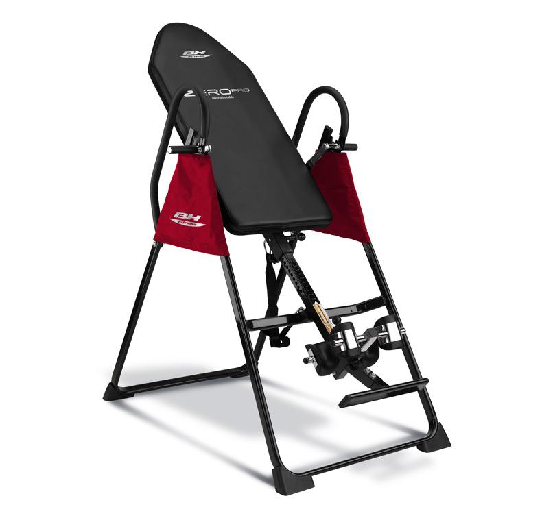table d 39 inversion bh zero pro g405 fitnessdigital. Black Bedroom Furniture Sets. Home Design Ideas