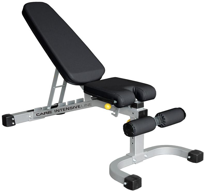 care intensive line banc de musculation ajustable multi. Black Bedroom Furniture Sets. Home Design Ideas