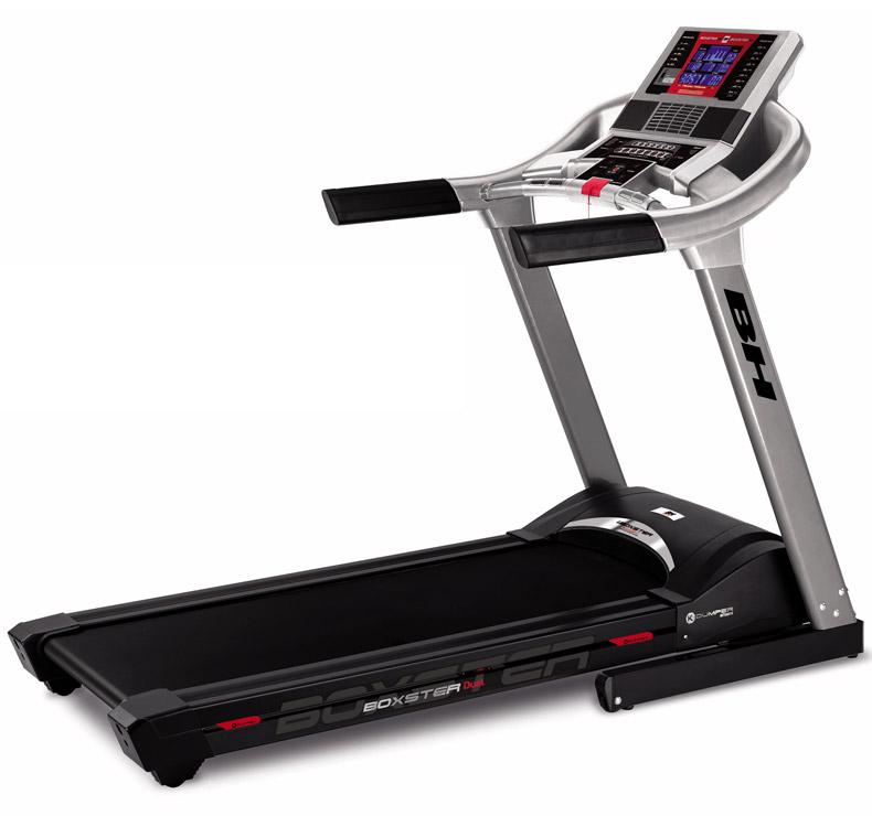 Tapis de course bh boxster dual fitnessdigital - Test vo2max sur tapis roulant ...