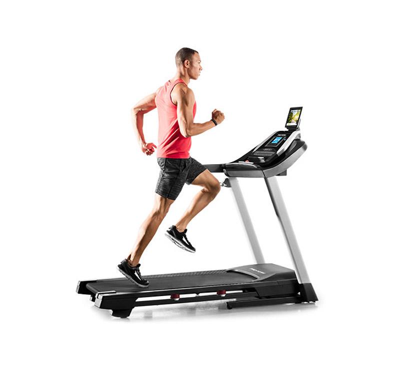 Tapis De Course Proform 505 Cst Fitnessdigital
