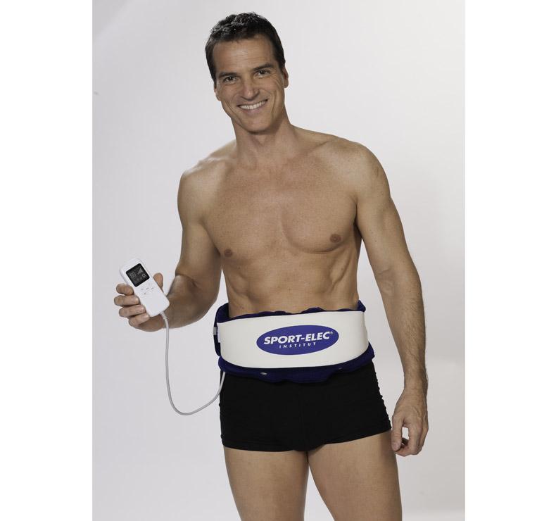 sport elec ceinture vibrante pro fitnessdigital. Black Bedroom Furniture Sets. Home Design Ideas