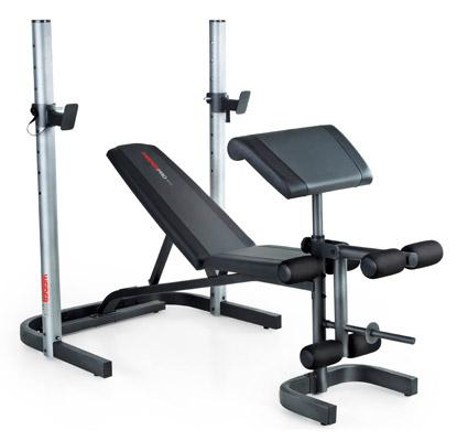 banc weider pro 440 fitnessdigital. Black Bedroom Furniture Sets. Home Design Ideas